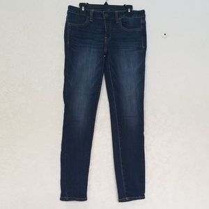 American Eagle streatch Jeggings size 6